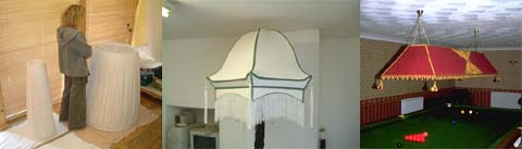 C&R lampshades